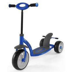 Milly Mally Hulajnoga Crazy Scooter Niebieski