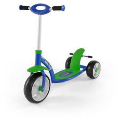 Milly Mally Hulajnoga Crazy Scooter Niebiesko-Zielony