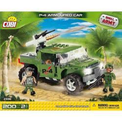 Cobi Klocki COBI ArmiaP-4 Armoured C ar