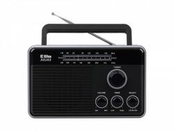 Radio Julia 3 czarny