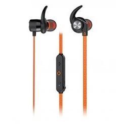 Outlier Sport bezprzewodowe słuchawki douszne pomarańczowe