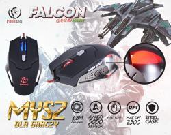 Gamingowa mysz optyczna USB Falcon