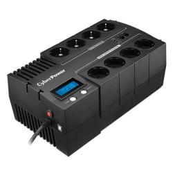 BR1200ELCD 720W/USB/AVR, 8 GNIAZD -4xUPS,4xLISTWA
