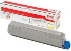 Toner do C532/MC573 Yellow 1.5K 46490401