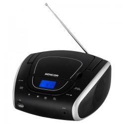 Przenośny odtwarzacz CD SPT 1600 BS, CD/MP3/USB/Radio FM