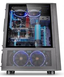 Core X71 Full Tower USB3.0 Tempered Glass - Black