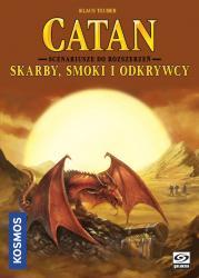 Gra Catan - Skarby, Smoki i Odkrywcy