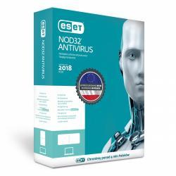 NOD32 Antivirus PL Box 1U 3Y ENA-N-3Y-1D