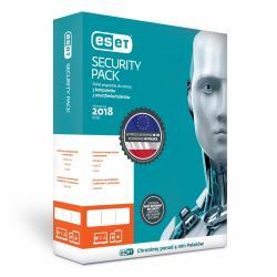 Security Pack 3PC+ 3Sm Kon 2Y ESP-K-2Y-6D