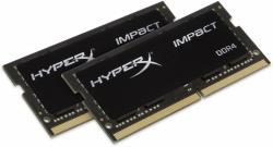 DDR4 SODIMM HyperX IMPACT 16GB/2666(2*8GB) CL15