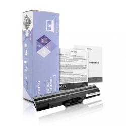 Bateria do Sony BPS13 (czarna) 4400 mAh (49 Wh) 10.8 - 11.1 Volt