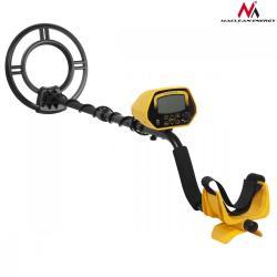 Maclean Wykrywacz Metali z dyskryminatorem Energy MCE993 Shooter - żółty
