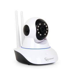 Kamera IP wewnętrzna 720p WiFi Smart obrotowa biała