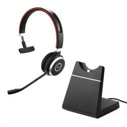 Evolve 65 UC Mono + charging Stand