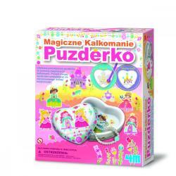 4m Magiczne kalkomanie Puzderko