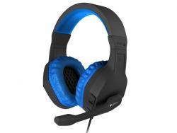 NATEC Słuchawki dla graczy Genesis Argon 200 niebieskie