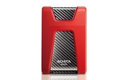 Adata DashDrive Durable HD650 2TB 2.5'' USB3.1 Czerwony