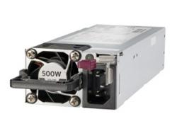 500W Flex Slot Platinum Hot Plug Low Halogen Power Supply Kit 865408-B21