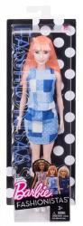 Mattel BARBIE Fashionistas, Patchwork Denim