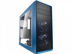 Focus G Blue Window 3.5'HDD/2.5'SDD uATX/ATX/ITX