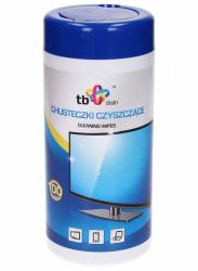 Clean Chusteczki nasączone 100 sztuk tuba