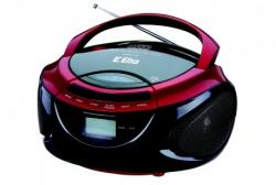 Radioodtwarzacz LILA CD-98/USB CZARNY