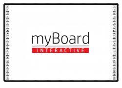 Mentor Tablica interaktywna myBoard 84 cale Nano 4:3 10 touch MG 81,9'