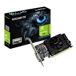 Karta graficzna GeForce GT710 2GB DDR5 64BIT DVI/HDMI/Low Profile
