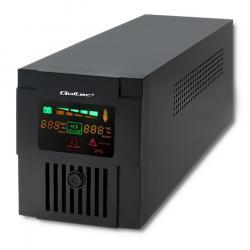 Zasilacz awaryjny UPS MONOLITH | 1000VA | 600W | LCD | USB