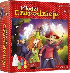Gra Młodzi czarodzieje