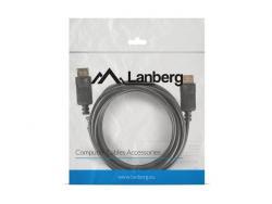 Kabel DisplayPort M/M 4K 3M czarny