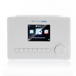 Radio internetowe WIFI X102 LCD kolor 3,2'' białe