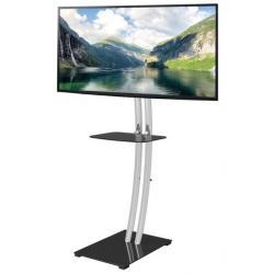 Stojak podłogowy LCD/LED 32-70cali z półką