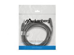 LANBERG Kabel Minijack - Minijack M/F 3M
