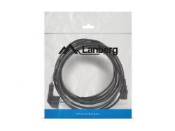 Kabel zasilający CEE 7/7 - IEC 320 C13 VDE 5M czarny