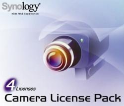 Zestaw dodatkowych licencji na 4 urządzenia (kamera lub IO)