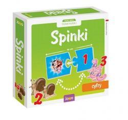 Gra Spinki - Cyfry