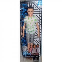 Mattel Barbie Ken Fashionistas FJF74