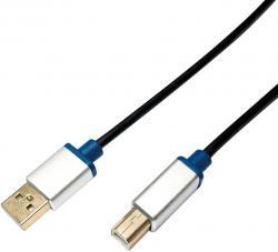 Kabel Premium USB2.0 A/B, długość 3m