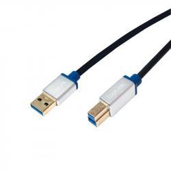 Kabel Premium USB3.0 A/B, długość 2m