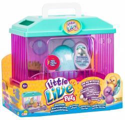 Cobi Little Live Pets Kurczaczek z domkiem