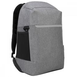 CityLite Pro 12-15.6'' Secure Laptop Backpack Szary