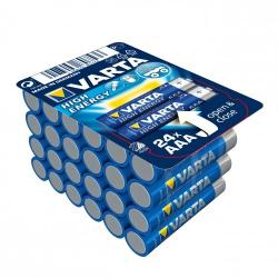 Baterie alkaliczne VARTA R3 (AAA) 24 sztuk HIGH ENERGY
