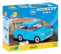 Cobi Klocki Klocki 72 elementów Trabant 601