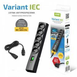 Listwa VARIANT IEC 1.5m
