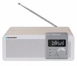 Blaupunkt Radioodtwarzacz PP14BT FM/SD/USB/Zegar/Alarm