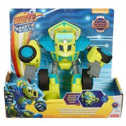 Fisher Price Blaze Pojazdy Roboty Rider Zeg