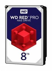 HDD Red Pro 8TB 3,5'' 256MB SATAIII/7200rpm