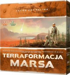 Rebel Gra Terraformacja Marsa (edycja Gra Roku)