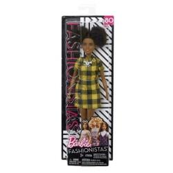 Mattel Lalka BARBIE Fashionistas Cheerful Check